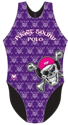 Puget Sound Women's Polo Suit