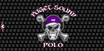 Puget Sound Polo Team Towel