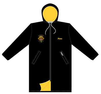 Godinez FHS Team Parka